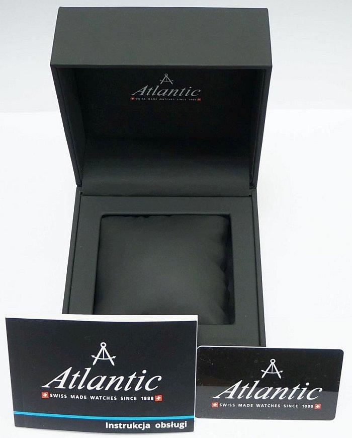 Zegarek Atlantic ORYGINALNE PUDEŁKO