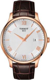 Zegarek Tissot, T063.610.36.038.00, TRADITION