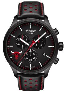 Zegarek Tissot, T116.617.36.051.00, Męski, Chrono XL NBA TEAMS CHICAGO BULLS