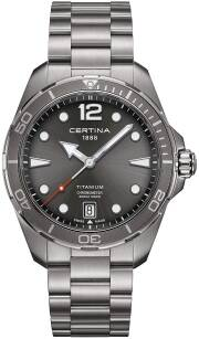 Zegarek Certina, C032.451.44.087.00, DS Action Diver COSC Chronometer