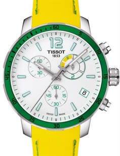 Zegarek Tissot, T095.449.17.037.01, Quickster Football