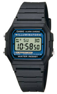 Zegarek Casio Collection F-105W-1AWYEF