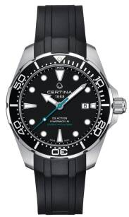 Zegarek Certina, C032.407.17.051.60, Męski, DS ACTION POWERMATIC 80 DIVER'S WATCH 60th ANNIVERSARY SEA TURTLE CONSERVANCY SPECIAL EDITION