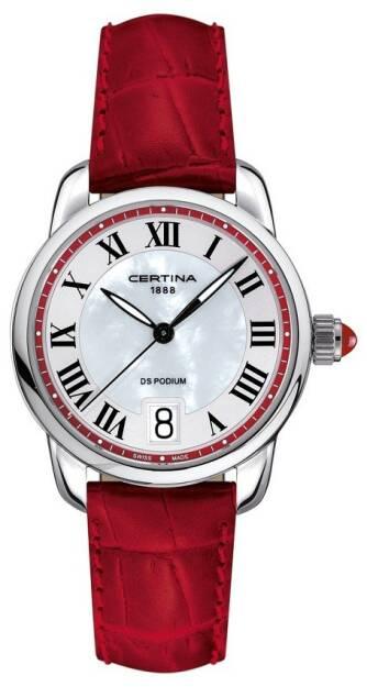 Zegarek Certina, C025.210.16.428.00, DS PODIUM LADY