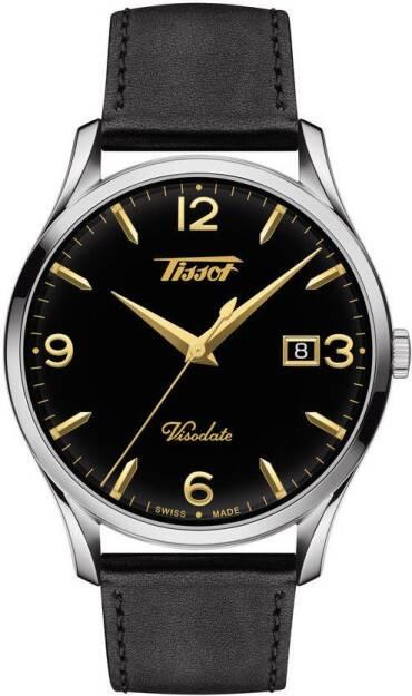 Zegarek Tissot, T118.410.16.057.01, Męski, Heritage Visodate Quartz