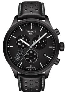 Zegarek Tissot, T116.617.36.051.04, Męski, Chrono XL NBA TEAMS SAN ANTONIO SPURS
