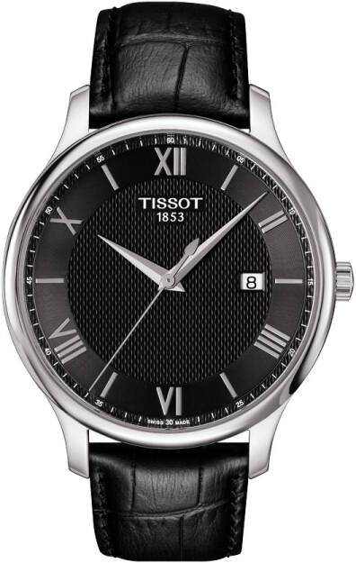Zegarek Tissot, T063.610.16.058.00, TRADITION