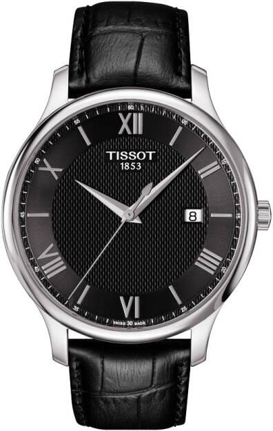 Zegarek Tissot, T063.610.16.058.00, TRADITION
