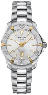 Zegarek Certina, C032.251.21.031.00, Damski, DS ACTION LADY CHRONOMETER