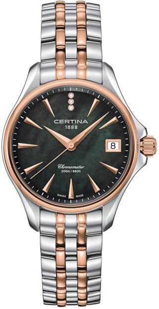 Zegarek Certina, C032.051.22.126.00, Damski, DS ACTION LADY COSC CHRONOMETER