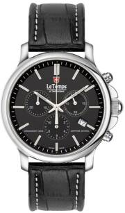 Zegarek Le Temps of Switzerland, LT1057.12BL01, Zafira Chronograph
