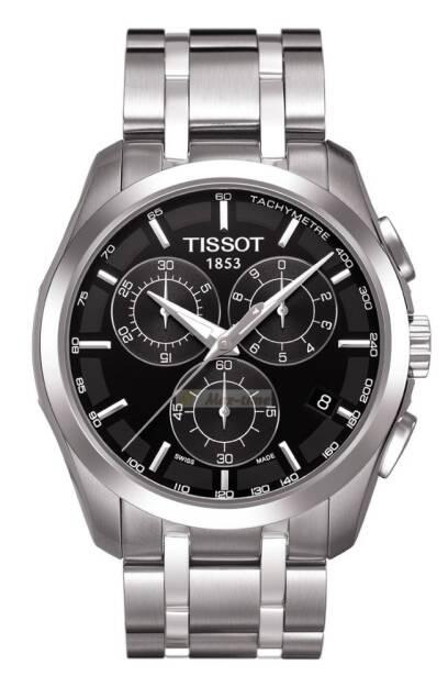 Zegarek Tissot, T035.617.11.051.00, COUTURIER