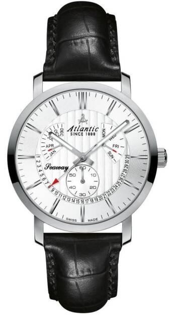 Zegarek Atlantic, 63560.41.21, Męski, Seaway Perpetual Date