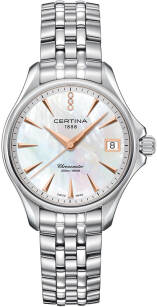 Zegarek Certina, C032.051.11.116.00, Damski, DS ACTION LADY COSC CHRONOMETER