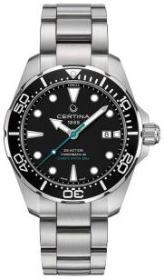 Zegarek Certina, C032.407.11.051.10, Męski, DS ACTION POWERMATIC 80 DIVER'S WATCH SEA TURTLE CONSERVANCY SPECIAL EDITION