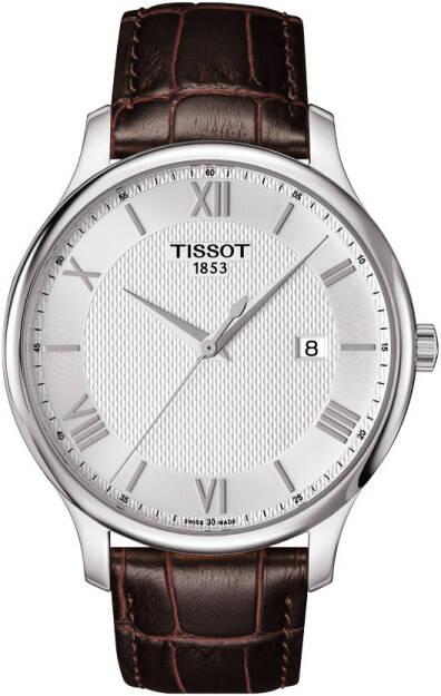 Zegarek Tissot, T063.610.16.038.00, TRADITION
