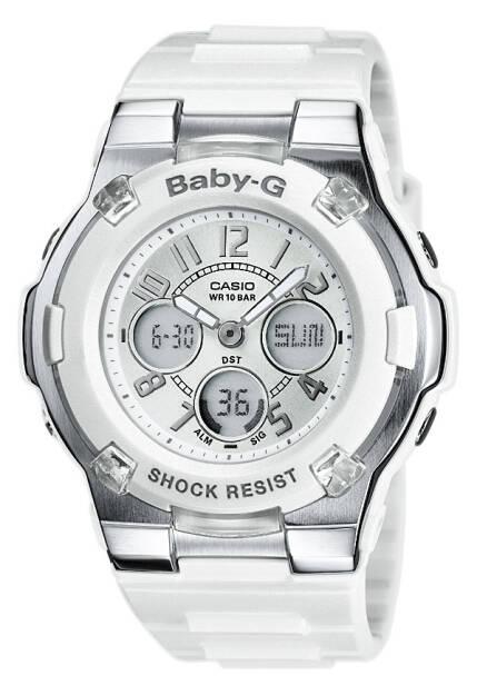 Zegarek Casio, BGA-110-7BER, BABY-G