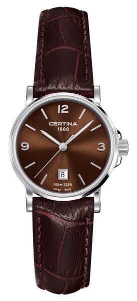 Zegarek Certina, C017.210.16.297.00, DS CAIMANO LADY