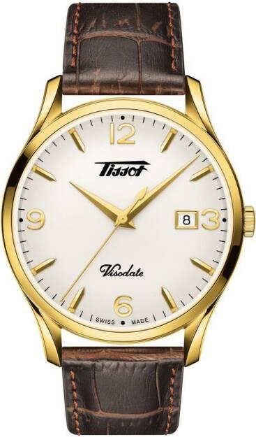 Zegarek Tissot, T118.410.36.277.00, Męski, Heritage Visodate Quartz