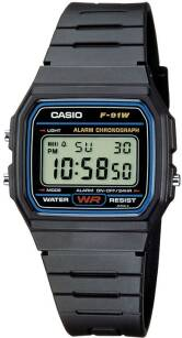 Zegarek Casio, F-91W-1YEF, Casio Collection
