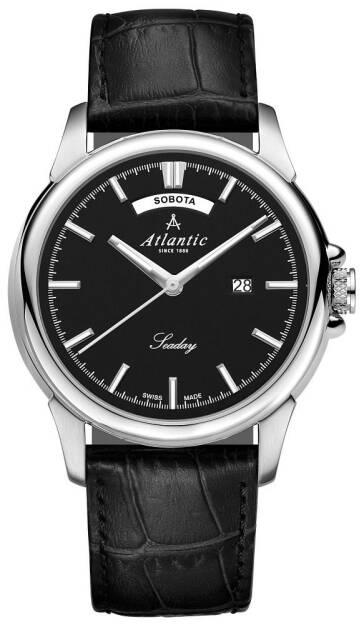 Zegarek Atlantic, 69550.41.61P, Męski, Seaday