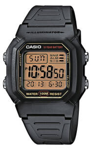 Zegarek Casio, W-800HG-9AVEF, Casio Collection
