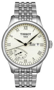 Zegarek Tissot, T006.424.11.263.00, LE LOCLE AUTOMATIC POWER RESERVE