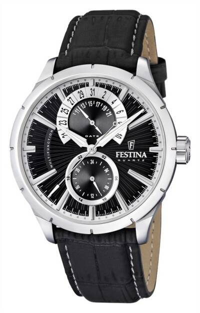 Zegarek Festina, F16573/3, Retro Multifunction