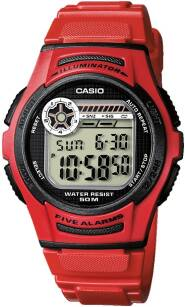 Casio Casio Collection W-213-4AVEF