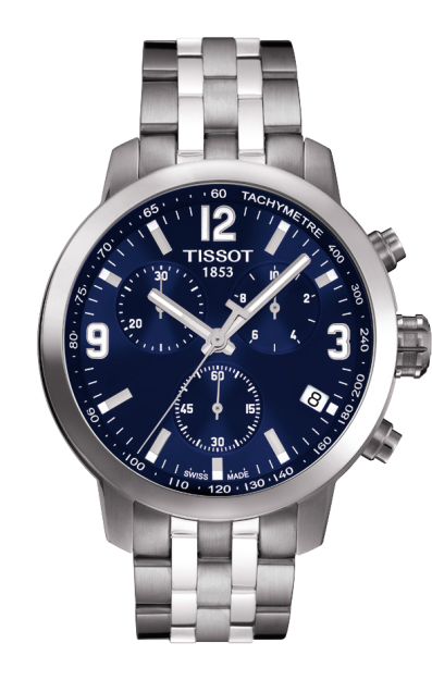 Zegarek Tissot, T055.417.11.047.00, PRC200 CHRONOGRAPH