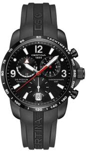 Zegarek Certina, C001.639.17.057.00, DS PODIUM BIG SIZE CHRONO GMT