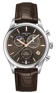 Zegarek Certina, C033.450.16.081.00, DS-8 Chronograph Moon Phase