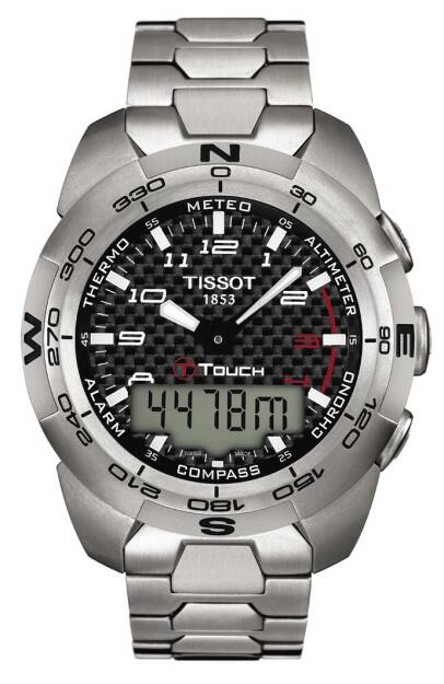 Zegarek Tissot, T013.420.44.202.00, T-TOUCH EXPERT