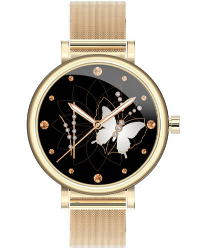 Smartwatch Rubicon, RNBE64RIB, Damski