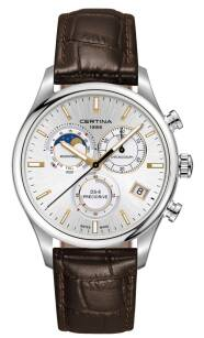 Zegarek Certina, C033.450.16.031.00, DS-8 Chronograph Moon Phase