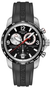 Zegarek Certina, C001.639.27.057.00, DS PODIUM BIG SIZE CHRONO GMT