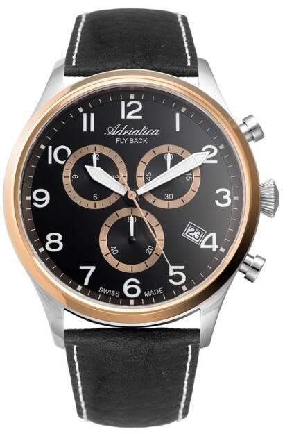 Zegarek ADRIATICA, A8267.R224CH, Męski