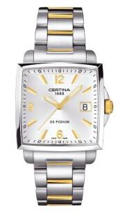 Certina DS PODIUM LADY SQUARE C001.310.22.037.00