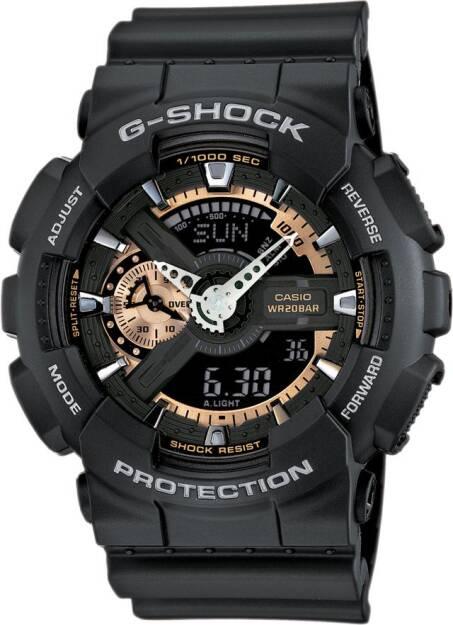 Zegarek Casio, GA-110RG-1AER, G-SHOCK