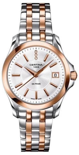 Zegarek Certina, C004.210.22.036.00, DS PRIME ROUND DIAMONDS