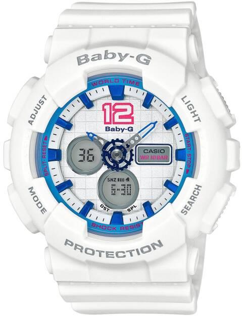 Zegarek Casio, BA-120-7BER, BABY-G
