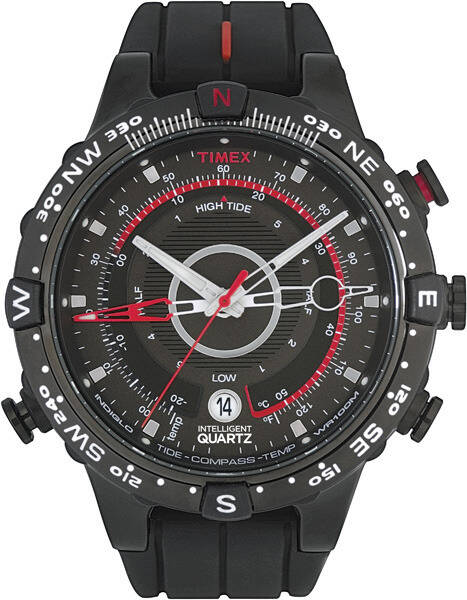 Zegarek Timex, T2N720, Expedition IQ-Tide Temp Compass