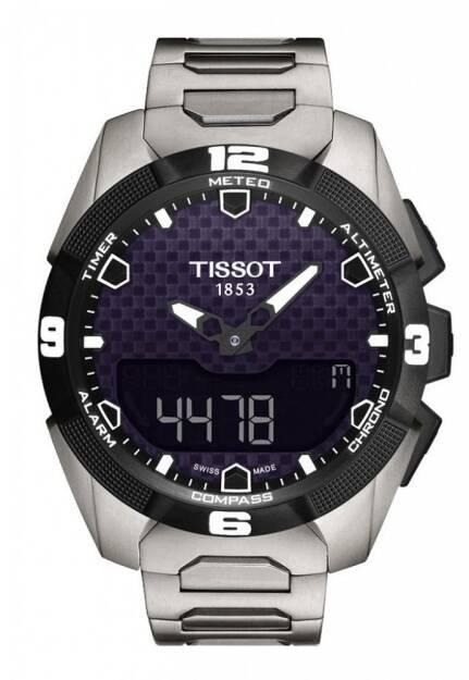 Zegarek Tissot, T091.420.44.051.00, T-TOUCH EXPERT SOLAR