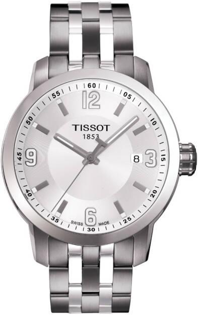Zegarek Tissot, T055.410.11.017.00, PRC200 GENT