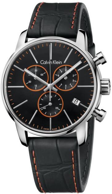 Zegarek Calvin Klein, K2G271C1, City Gent Chrono