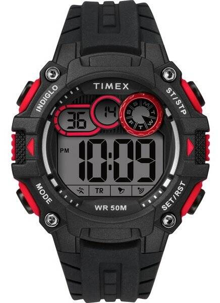 Zegarek Timex, TW5M27000, Męski, Big Digit DGTL