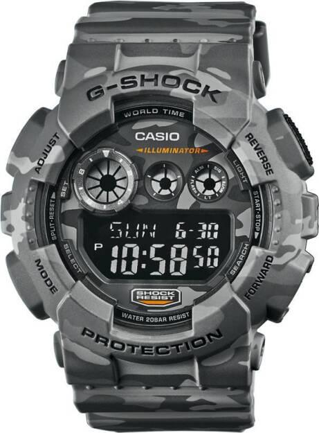 Zegarek Casio, GD-120CM-8ER, G-SHOCK